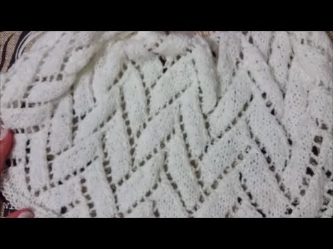 Knitting Lace Pattern