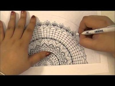 Mandala Project  Part 1 of 3