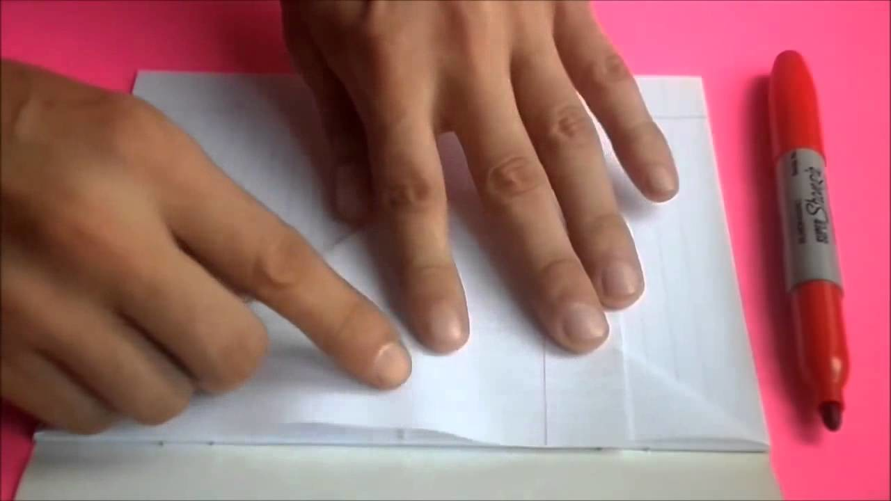 Origami Butterfly envelope  Ideas for a personal diary  How to make a butterfly envelope