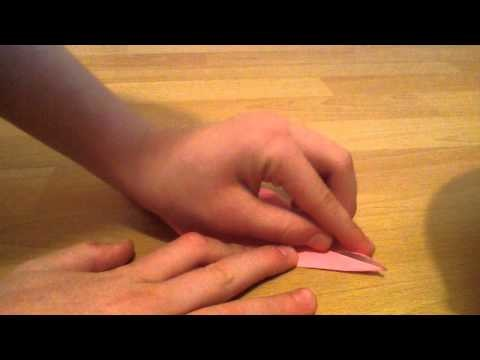 Origami: Flappy bird (not the one that we ALL hate!)