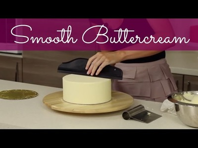 Smooth Buttercream Cake - CAKE STYLE