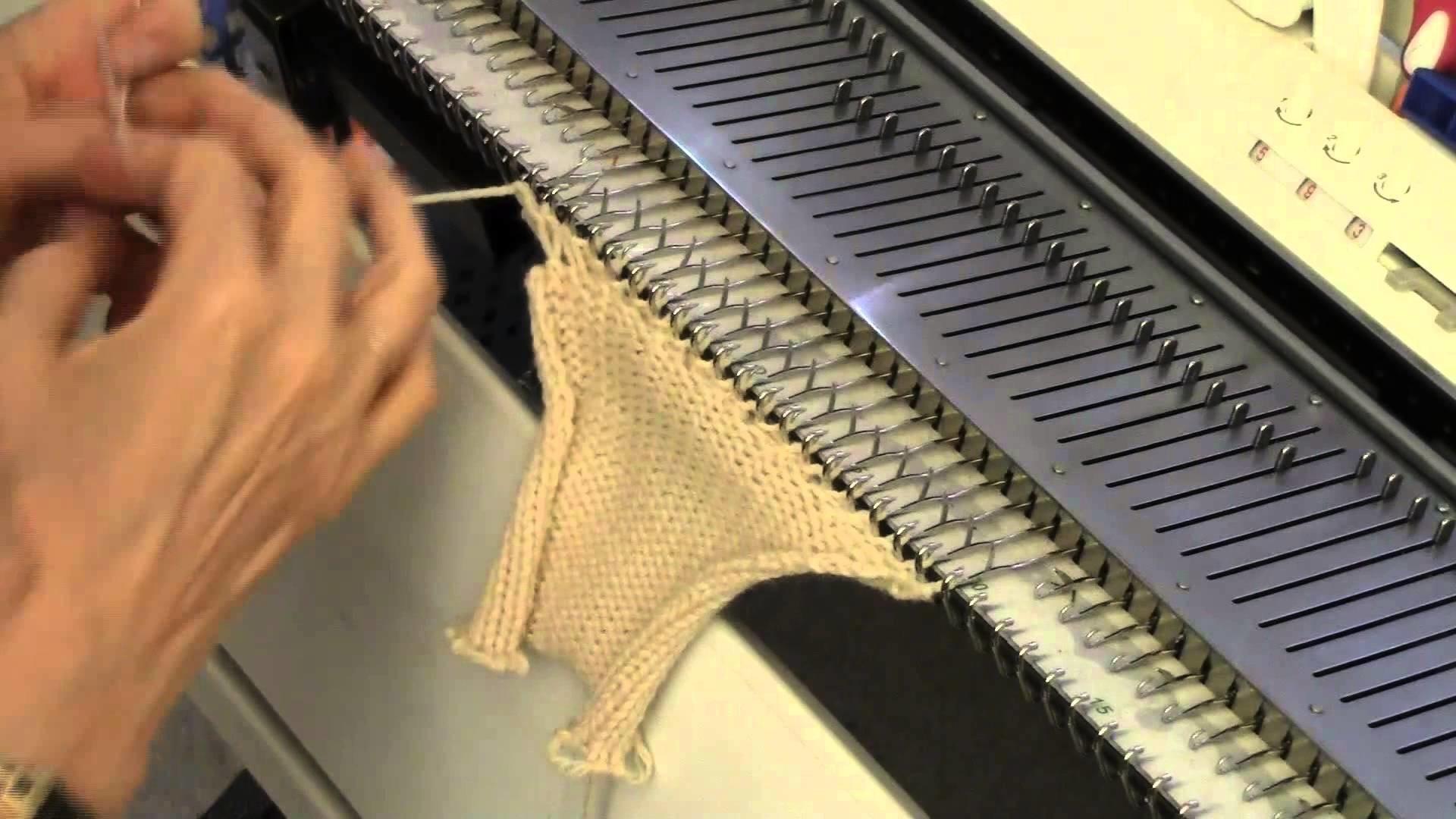 Finish a Knit Piece with Mock Rib by Diana Sullivan