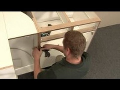 How to Install Full Access, Frameless Cabinets