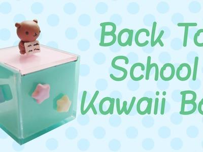 Kawaii Back to School Box Tutorial