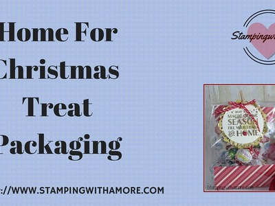 Quick & Easy Home For Christmas Packaging