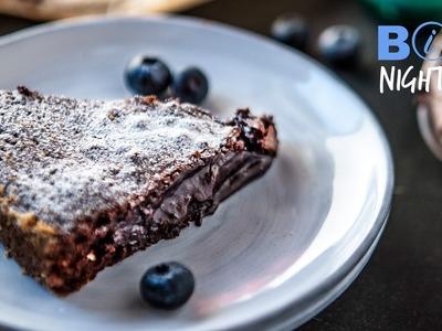Swedish Chocolate Brownie Recipe | Big Night In