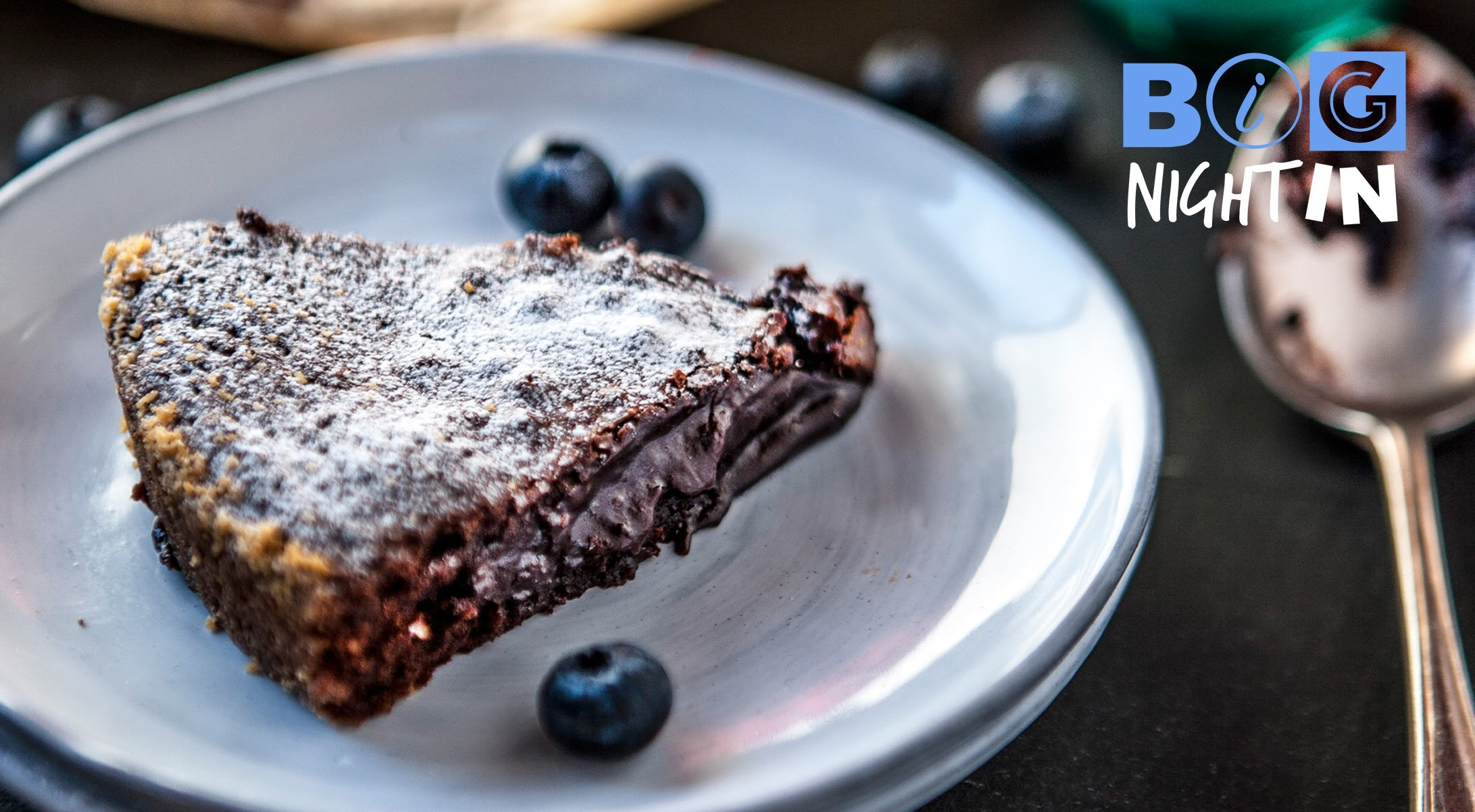 Swedish Chocolate Brownie Recipe   Big Night In