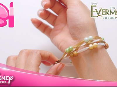 The Evermoor Chronicles | Accessorised Tutorial: Bracelet | Official Disney Channel UK