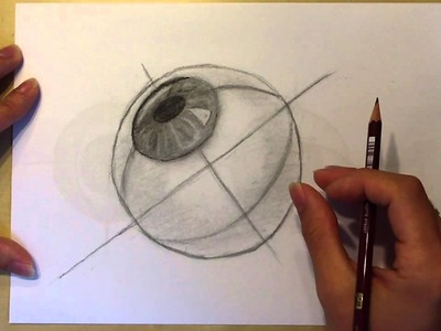 Tips On Drawing The Eye:  Part 1