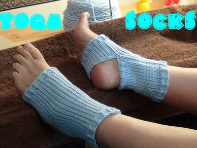 Yoga or Boot Socks