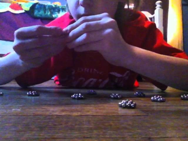 Buckyballs:How to pentagon ball with stand.