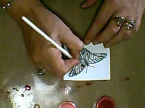 Butterfly Tutorial, Part 1 - Jennings644