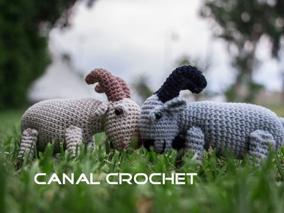 Carnero amigurumi tutorial