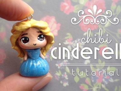 CHIBI TUTORIAL : CINDERELLA (inspired by Disney's film)