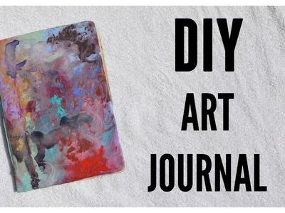 DIY NEW Art Journal!