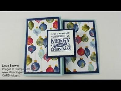 Gift Card Holder Creative Fold
