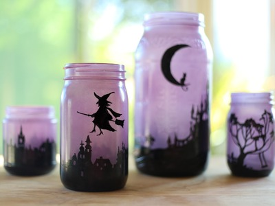 How To Make Halloween Lanterns!