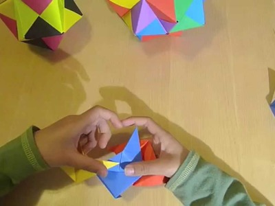 Mathematical Origami Part 2