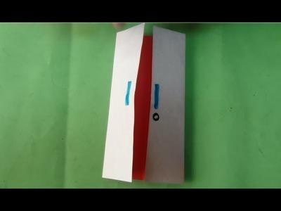 Origami of a Cupboard