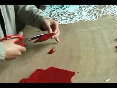 Paper Cutting Butterfly Project