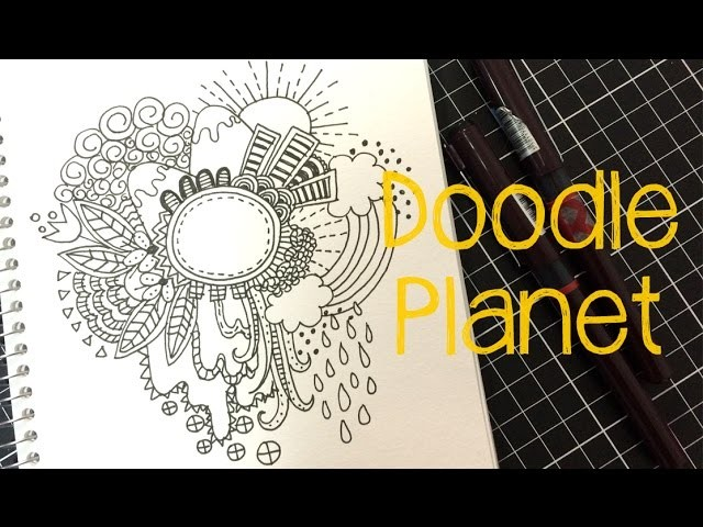 Watch me Draw : Doodle Planet