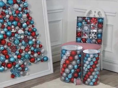 Ask Martha: How To Make An Ornament Tree