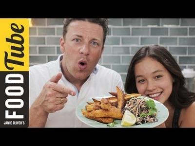 Homemade Chicken Nuggets   Jamie & Amber