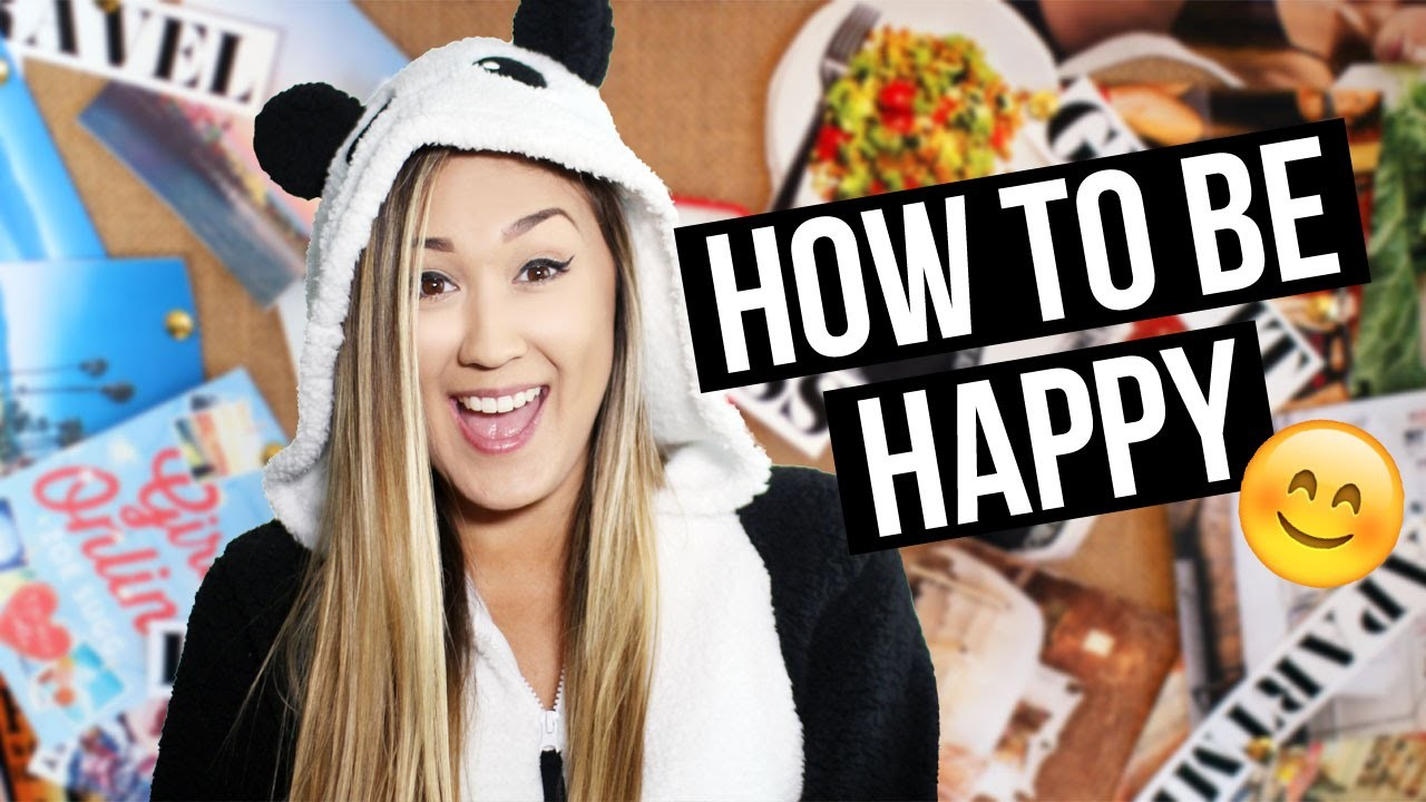 HOW TO BE HAPPY: DIYs for Positivity & Motivation   LaurDIY