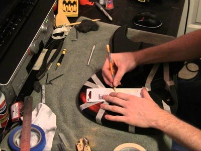 How to build a Frankenstrat Replica Guitar for under $300!!!