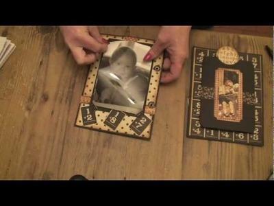 """""""Lets Make""""  Series 1 Part 8 an ABC Primer photo album"""