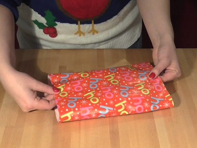 Mathematical Present Wrapping