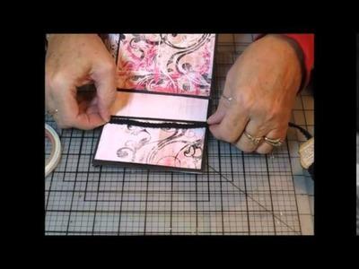 Paper bag card tutorial