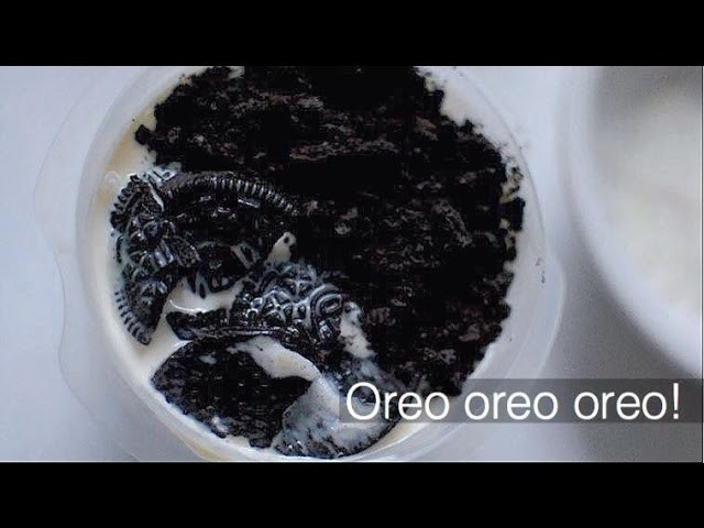 Super Easy Oreo Recipe | No Bake Ref Cake