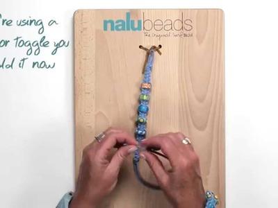 The Classic Nalu Beads Bracelet Video tutorial.