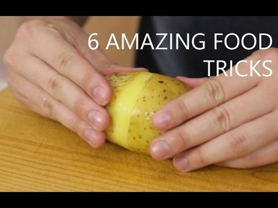 6 Amazing Cooking Tricks