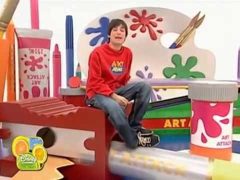 Art Attack, capítulo 119,capitulos art attack, Jordi Cruz