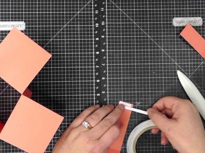 Artfully Sent Cricut Cartridge | Card in a Box Tutorial