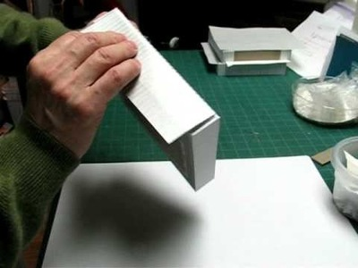 Flip Top Box - Part 5 - Attach Top and Finish