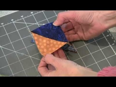 Fons & Porter: Sew Easy, Quick Triangle Squares