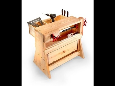 I Can Do That: Portable Workbench, Pt. 1