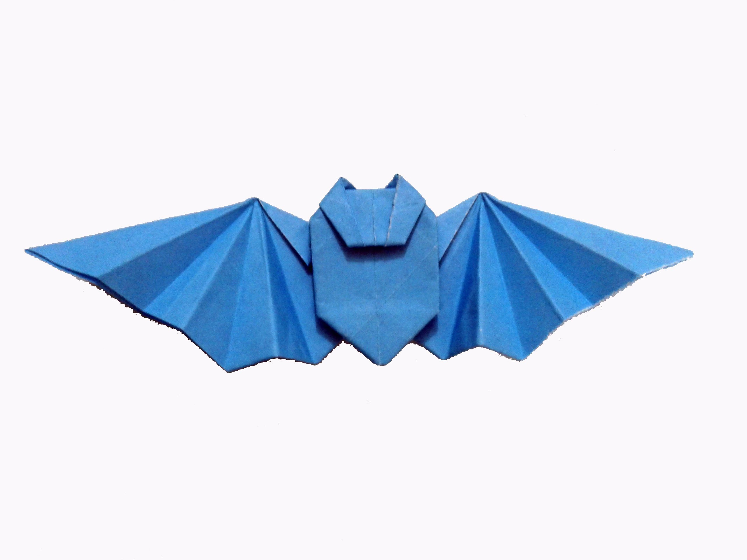Origami Bat for Kids