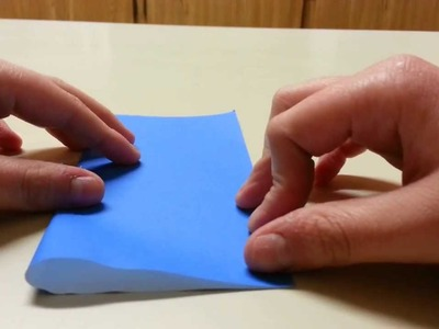 Origami Sinking Ship (Jeremy Shafer) - Tutorial