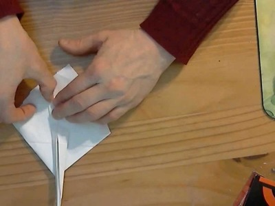 Tutorial: How to make an origami manta ray (My own design)