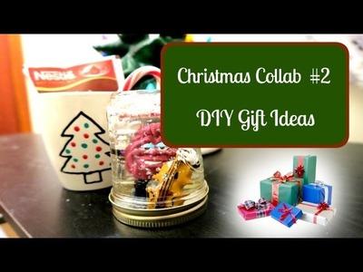 Christmas Collab #2-DIY Gift Ideas!!!