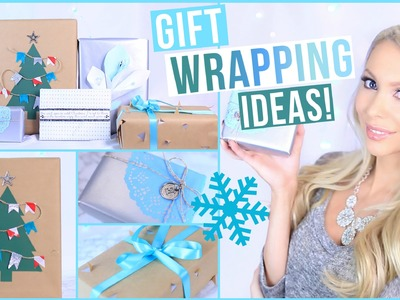Creative DIY Gift Wrapping Ideas!