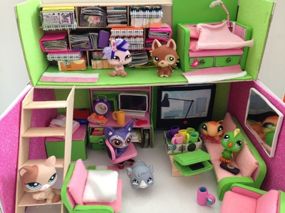 How to make a LPS room. loft