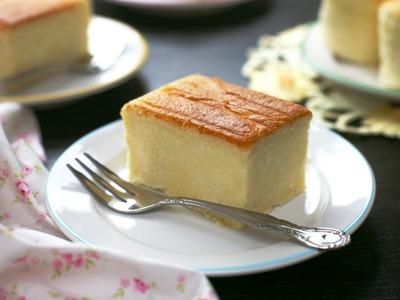 How to make Japanese cotton cheese souffle. cheesecake (recipe) - Cách làm bánh phô mai Nhật Bản