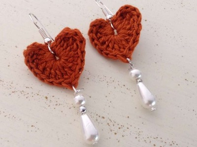 How To Prepare Romantic Crochet Earrings - DIY Style Tutorial - Guidecentral