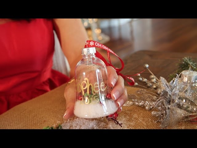 Julee Ireland DIY on the FLY Series-Holiday Tablescape Ideas on a Budget, Gifts and More!