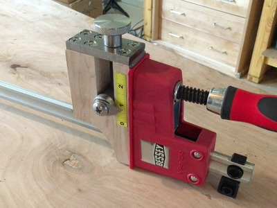 New Invention - 4 Way Parallel Clamp!